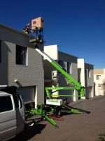 High Lift Inverter installation