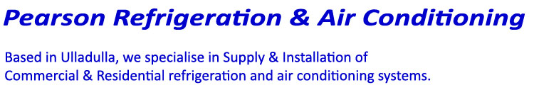 Pearson Refrigeration & Air Conditioning Logo